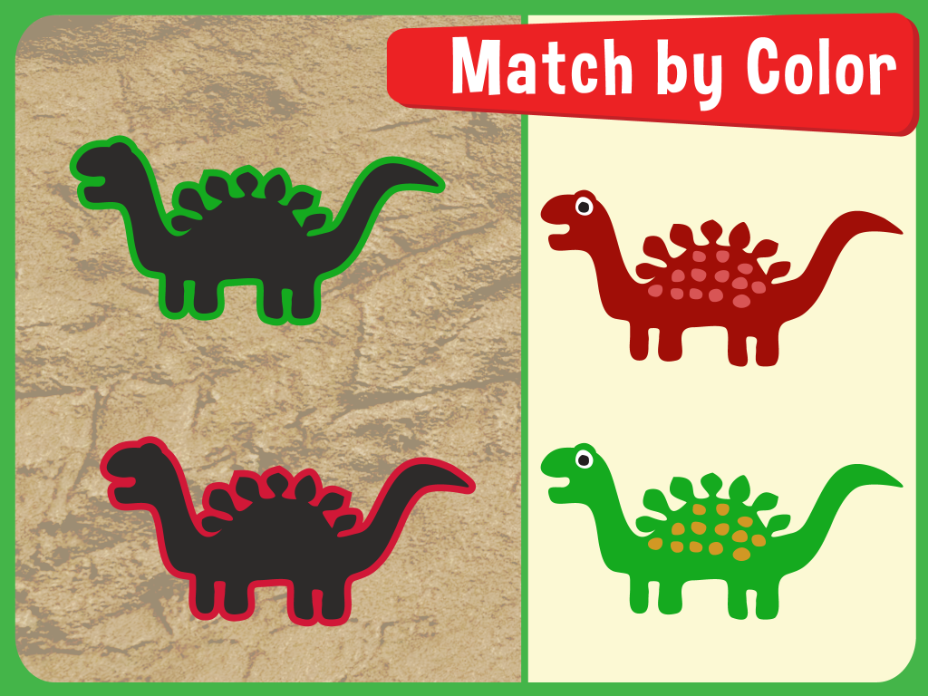 match by color