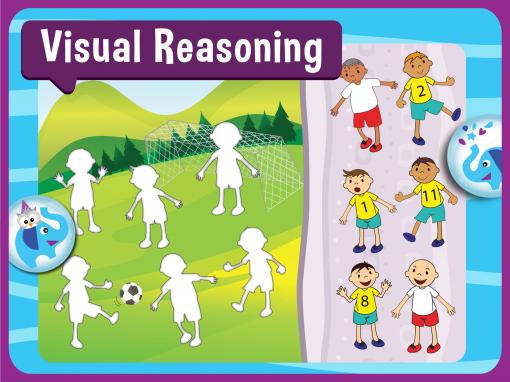 visual reasoning